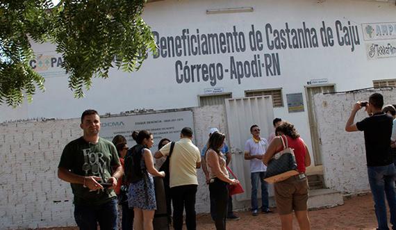 Unidade de Beneficiamento Coopapi (Rio Grande do Norte)