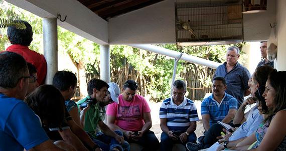 Encontro da COSENA Projeto Família (Ceará)
