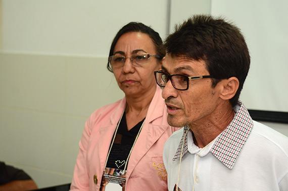 Eduardo e Geny Lopes