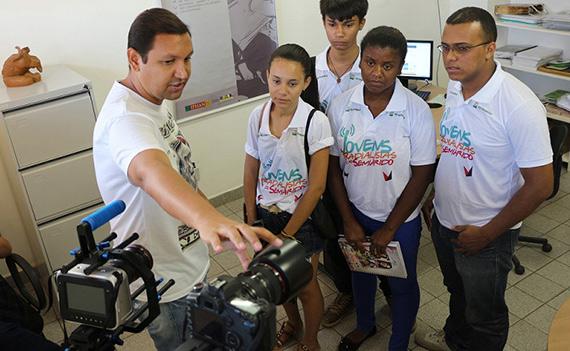 Formação dos Jovens Radialistas do Semiárido (Piauí)
